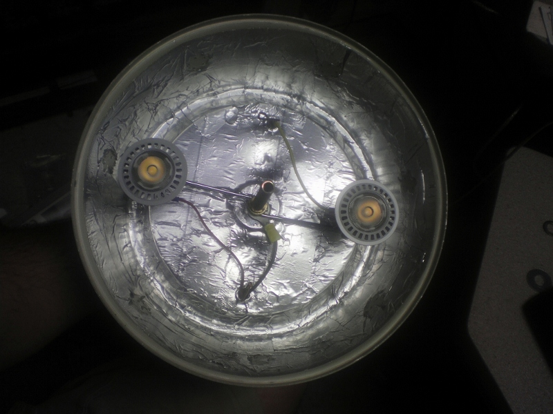Front Lamp Led Conversion