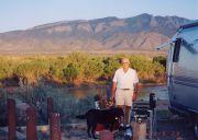 The Rio Grande and Sandia Crest