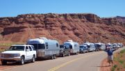 Airstream Caravan June 2005