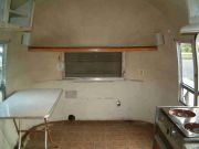 55 Flying Coud Interior - as found