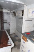 1955 Overlander Inside Pre-restoration As Bought
