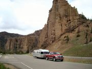 On The Road To Yellowstone