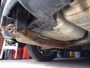 Audi Q5 Hitch Reinforcement