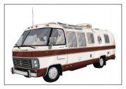 1977 Argosy 28 Motorhome 'time Traveler'