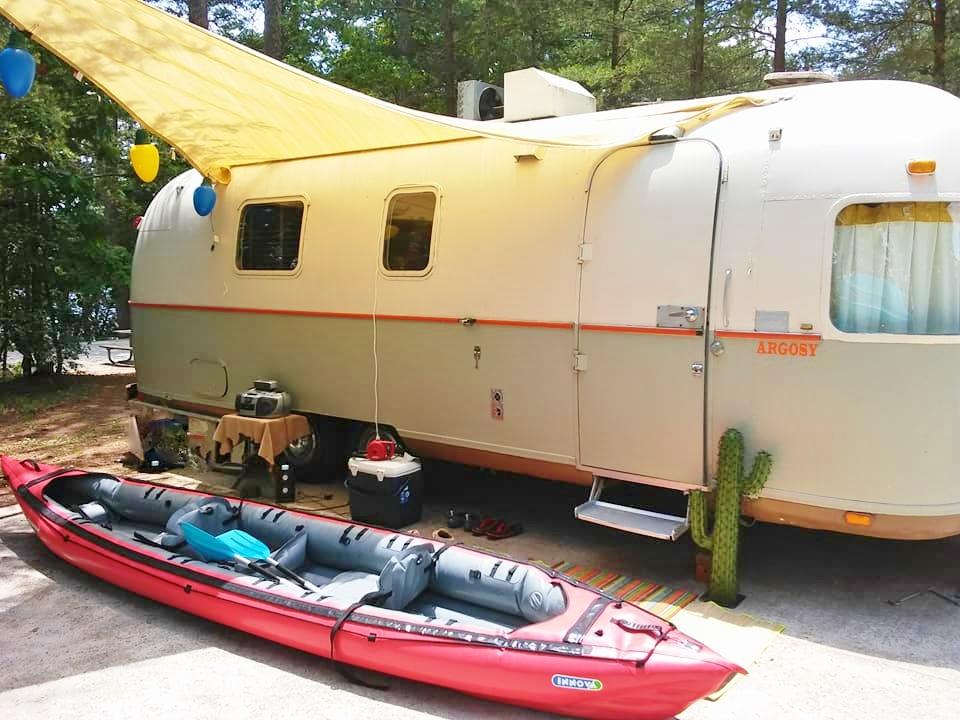 Gussy The Argosy At Lake Lanier, Gainesville, Ga