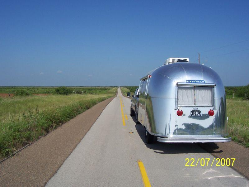 Roads In Texas