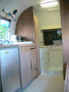 Galley and Bathroom