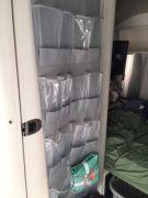 Airstream Closet Organizer