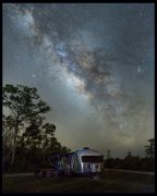 Big Cypress Milky Way