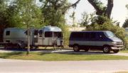Campground at James Island