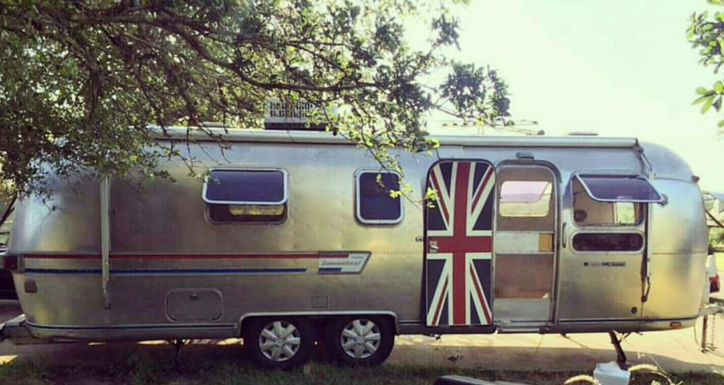 Our Remodeled Airstream