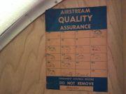 Airstream Quality Sticker 2