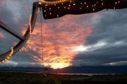 Sunrise, San Luis Lakes Co. Labor Day