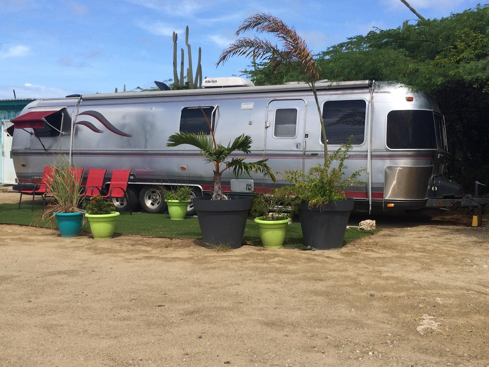 Airstream In Aruba