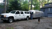 Picking Up The Airstream