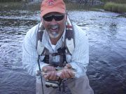 Elfirebob On The Firehole River...
