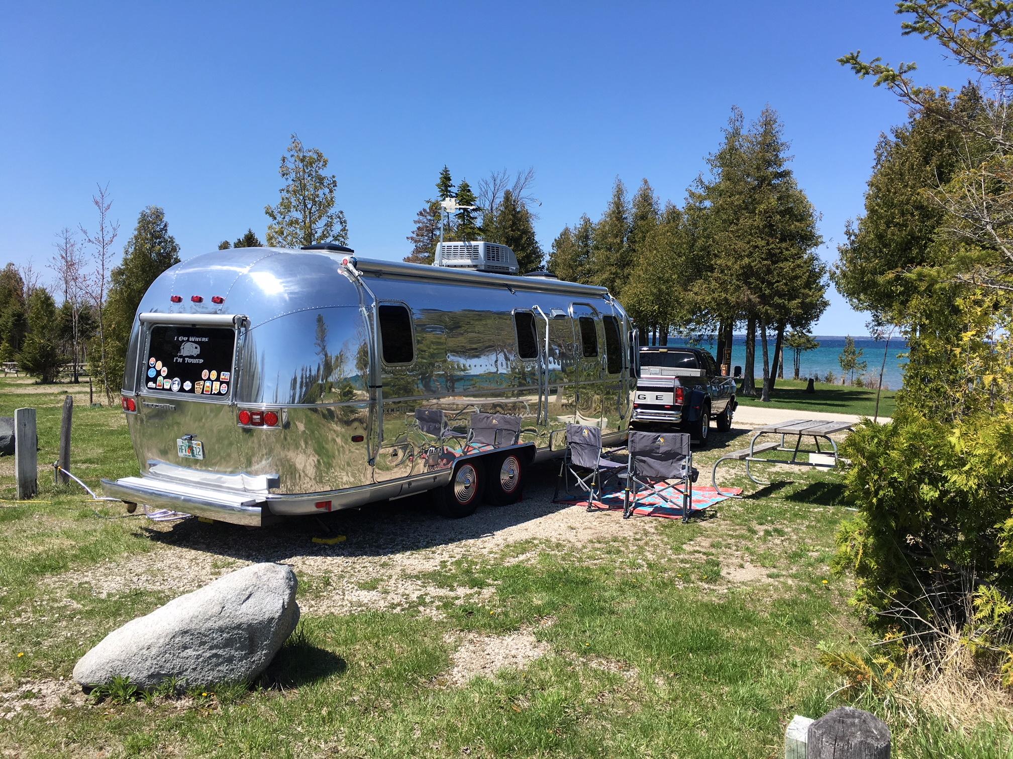 Mackinaw Mill Campground