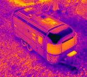 Flying Cloud Thermal Ir Image