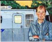 Dad and Airstream