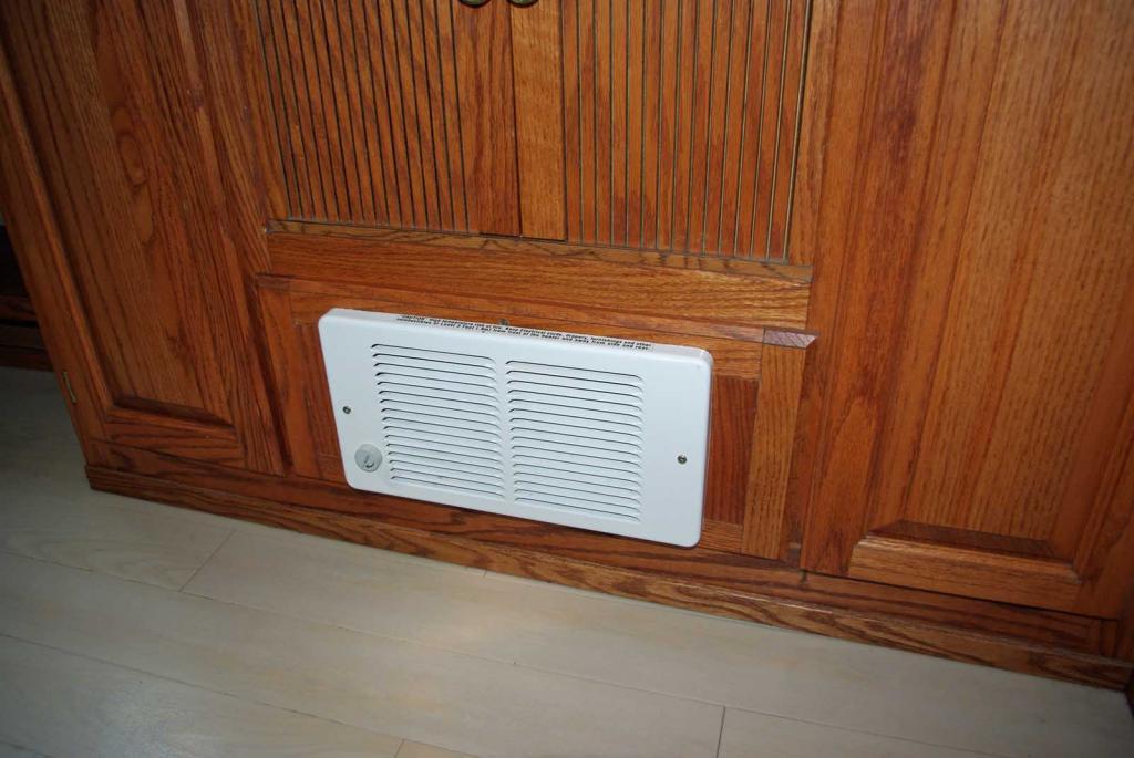 Installation Of Pic-a-watt Heater
