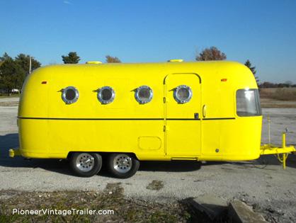 Argosy Yellow Submarine