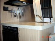 New counter top in Bambi 2