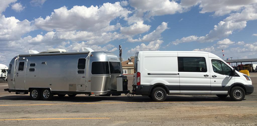 2009 International 25fb And My Ford Transit Diesel