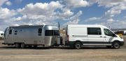 2009 International 25fb And My Ford Transit Diesel