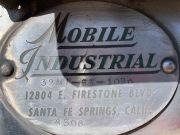 1963 Mobile Industrial 32ft Sprr Badge