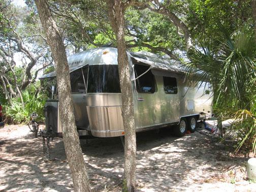 North Beach Camp, St. Augustine FL