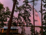 Rainbow & Airstream - Thurmond Lake