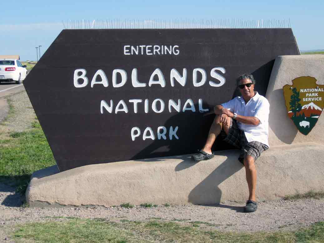 Badlands, Sd 2009