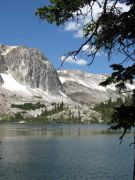 Mirror Lake. Snowy Range, Wyoming