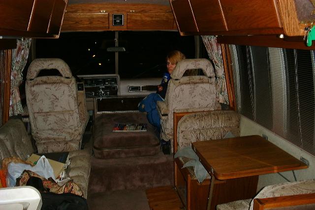 25ft classic Airstream Motorhome