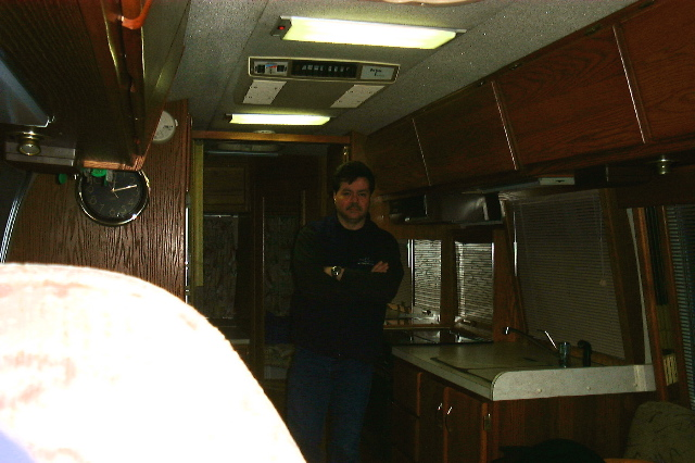 Classic 25ft Airstream Motorhome