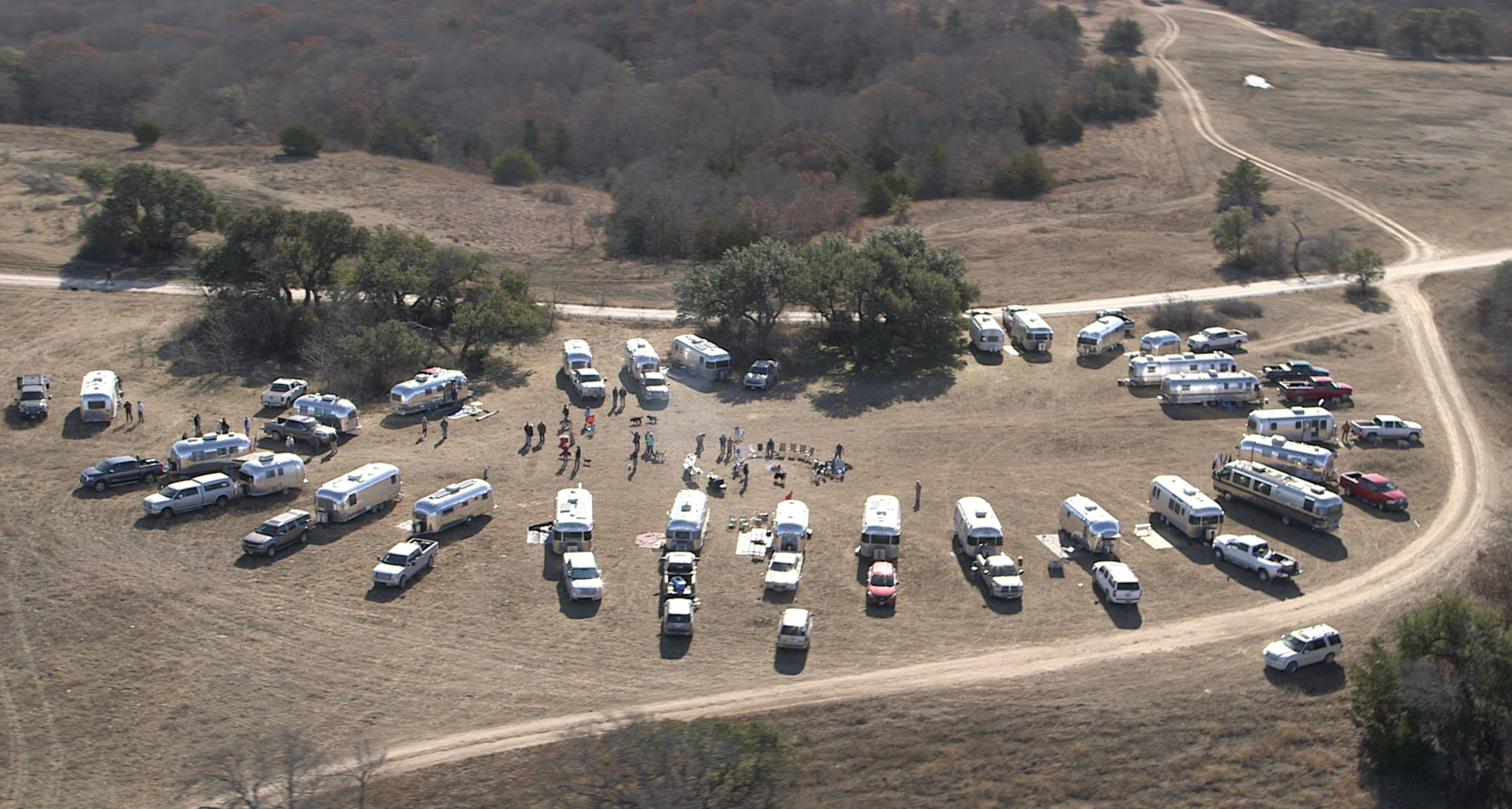 Lbj National Grasslands - Heart Of Tx Camping Unit