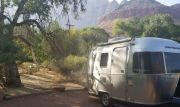 Watchman Cg At Zion National Park