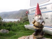 Gemma And Murray's Gnome At Kirk Creek