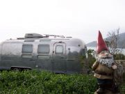 Gemma And Murray's Gnome With The 1976 Caravanner