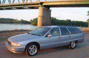 Tow Rig, 1992 Caprice Wagon (Buick Roadmaster clone)