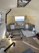 Airstream Overlander 27' 1972 - Back Interior