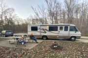 Late Fall Campout