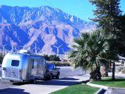 Breakfast stop in Palm Springs