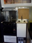 Galley Area 19' Ccd Bambi 2004