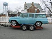1966 International Harvester 1000a Travelall