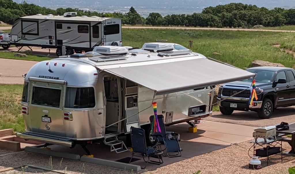 Cheyenne Mtn State Park