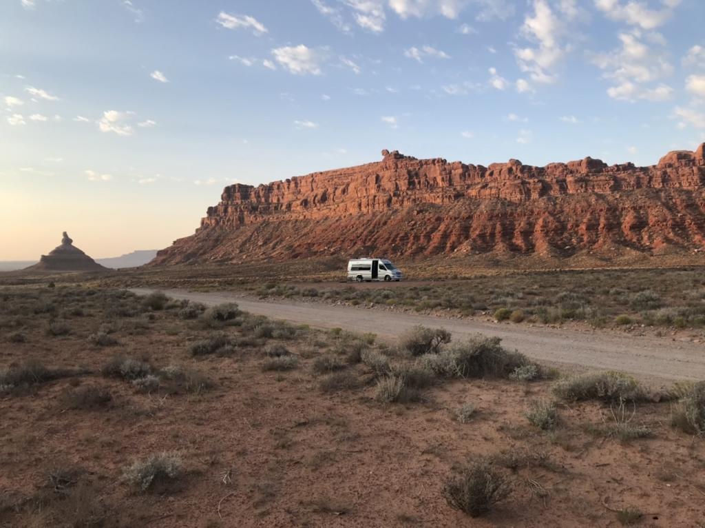 Dreamweaver In Valley Of The Gods, Utah