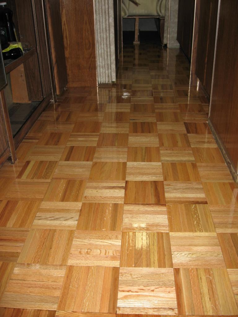 Flooring weight questions airstream forums for Parkay flooring