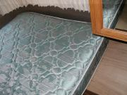 Queen bed modification