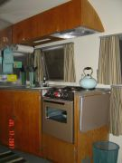 after renovation - Galley